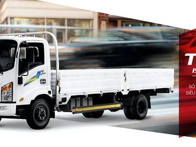 Bán Xe Dehan tải 3.5 tấn thùng dài 6 mét T35SL tại Hải Phòng Quảng Ninh 5