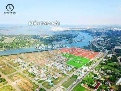 Đất nền dự án CHU LAI RIVERSIDE Núi Thành - Quảng Nam 2