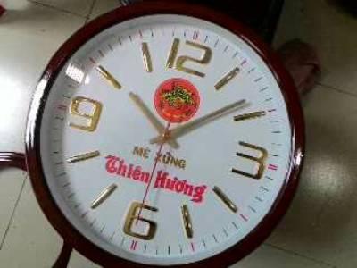 Đồng hồ treo tường giá rẻ TPHCM - Địa chỉ bán đồng hồ treo tường tại TPHCM 12