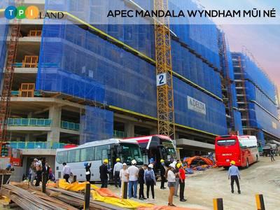 Tour du lịch Mũi Né Tham quan dự án Apec Mandala Wyndham Mũi Né  bao trọn gói 4