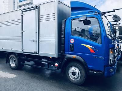Thanh lý xe tải tồn Howo 6 tấn 4m2 ga cơ 2017 trả trước 120 tr 8