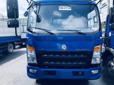 Thanh lý xe tải tồn Howo 6 tấn 4m2 ga cơ 2017 trả trước 120 tr 9