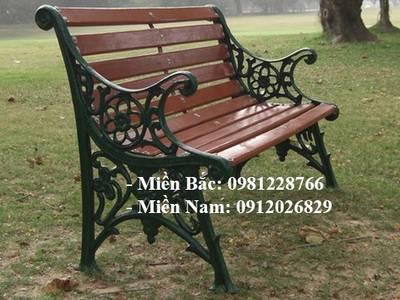 Bán ghế công viên có tựa giả gỗ 1.2m có hoa văn giá rẻ như cho tại Quảng Nam 1