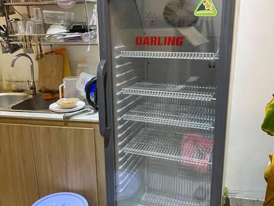 Thanh lí tủ mát Darling 0