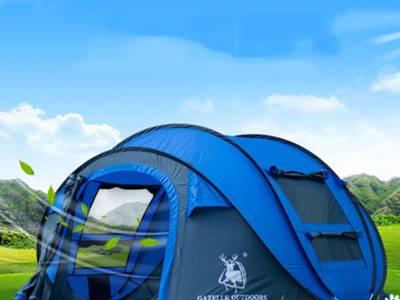 Lều cắm trại 4-5 người tự bung gl11265 0
