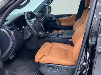 Bán Lexus LX570 MBS 4 chỗ 2020, sản xuất và đăng ký 2020, lăn bánh 5000Km, mới 99,9. 6