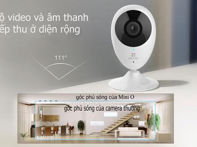Camera Cs-Cv206-C0-1a1wfr  C2C 720P 4