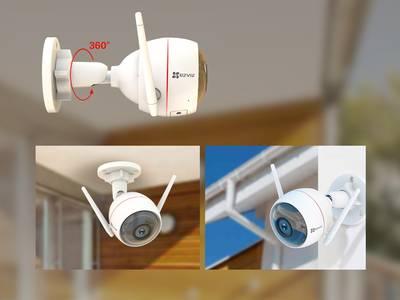 Camera Cs-C3N-A0-3h2WFRL C3N  1080P 3