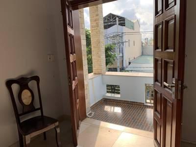Căn hộ mini DT từ 65m2, full nội thất, tiện nghi, có ban công, 2PN, nhà mới xây, Q.12, giá tốt 6