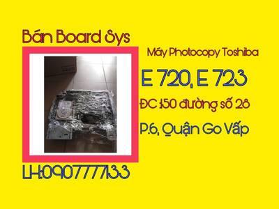 Bán Linh Kiện Máy Photocopy Ricoh, Toshiba, Canon, Sharp, Xerox... 18