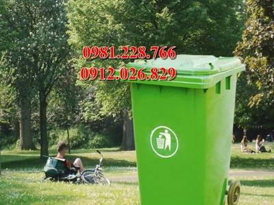 Có nên sử dụng thùng rác nhựa HDPE không 0