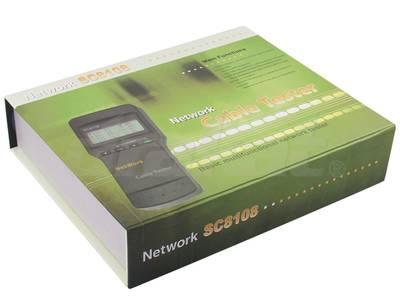 Máy test mạng LCD SC8108 chính hãng 1