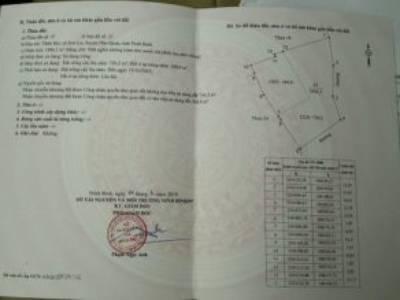 Chính chủ cần bán đất tại khu vực chùa bái đính - kdl tràng an, ninh bình 1