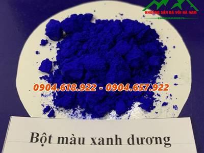 Bán bột màu oxit sắt 0