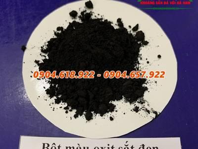 Bán bột màu oxit sắt 5