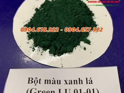 Bán bột màu oxit sắt 3