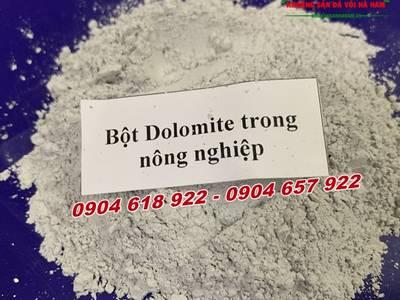 Sử dụng Dolomite cho ngành phân bón 1