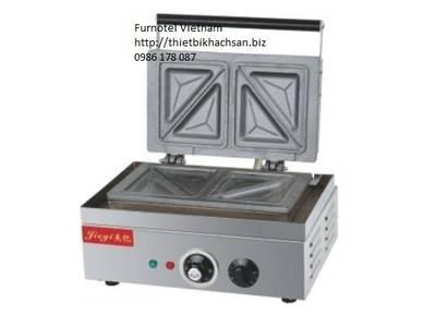 Máy làm bánh wafffle tam giác 0