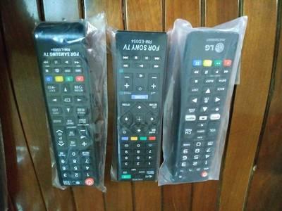 Bán điều khiển TV Sony Samsung LG các loại 2