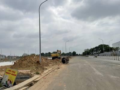 Đất ngay trung tâm thành phố Trà Vinh xát bên siêu thị GO 1