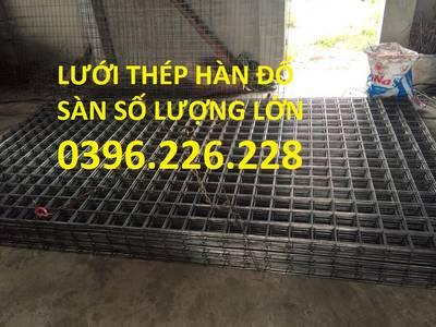 Mua lưới thép hàn D2, D3, D4 ở đâu rẻ nhất   a 150 150 , a 200 200 3