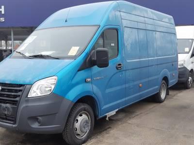 Xe tải van lớn nhất   xe tải van Gaz nhập khẩu Nga 1