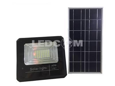 Đèn LED năng lượng mặt trời công suất 40w 1