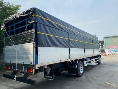 Xe tải Jac A5  Nhập khẩu nguyên chiếc / Thùng 8m2 4