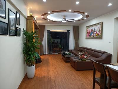 Tôi chính chủ cần bán căn hộ 100m2 tháp E1 tòa Bắc Chelsea Park ngã 4 Trung Kính. 1