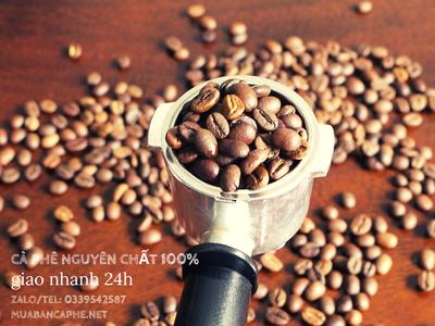 Cà phê hạt rang xay nguyên chất tại Lái Thiêu TP Thuận An 0