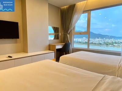 Cho thuê căn hộ 1Pn tại tòa nhà khách sạn Fhome Zen.Budongsan Biển Xanh 4