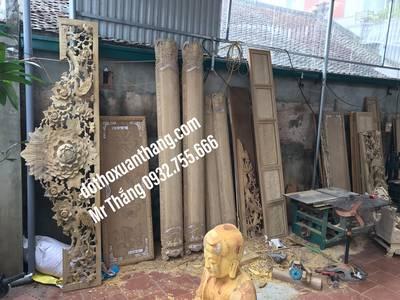 Đồ thờ cúng bằng gỗ sơn son thếp vàng được ưa chuộng nhất 0