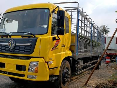 Bán xe tải DongFeng 10 tấn Hoàng Huy B180 thùng dài 7m5 giao xe ngay 0