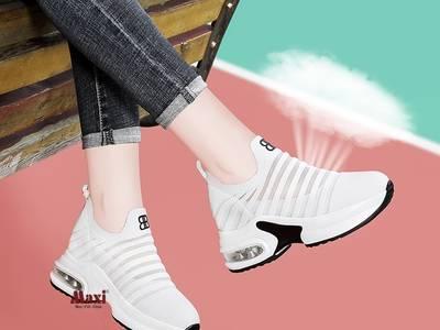 Giày độn đế nữ tăng chiều cao chất lượng tphcm 17