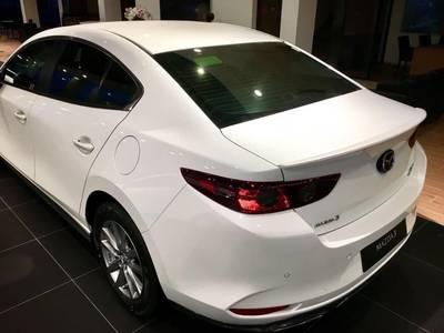 New Mazda 3 2021 6