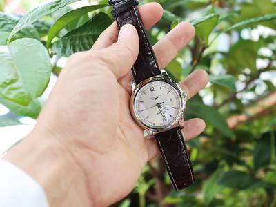 Longines Nam SAINT IMIER Automatic Dây Da Size 41 mm fullbox Like New 4