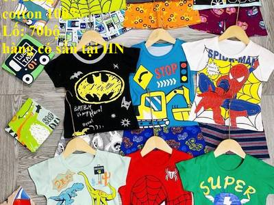 Bán buôn quần áo trẻ em trực tiếp từ xưởng giá dưới 20k 13