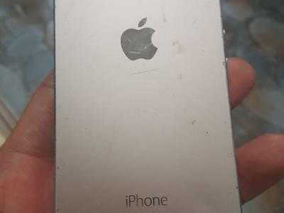 Iphone 5s nứt kính dùng ok hết 1