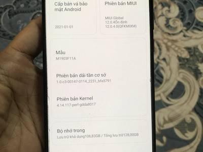 Xiaomi Redmi K20 pro 128g màu đen 5