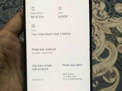 Xiaomi Redmi K20 pro 128g màu đen 4