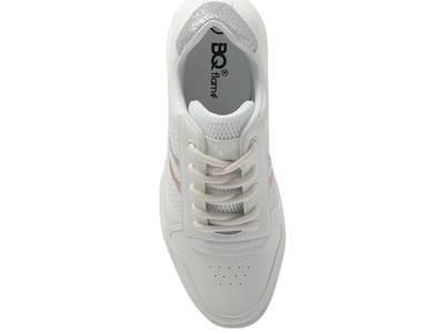 Giày sneaker nữ  phối kim tuyến 96