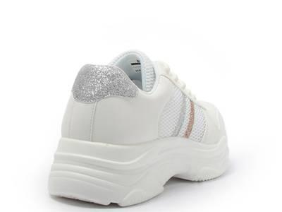 Giày sneaker nữ  phối kim tuyến 97