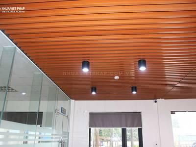 Ứng dụng gỗ nhựa sinh thái WPVC Nhựa Việt Pháp 0