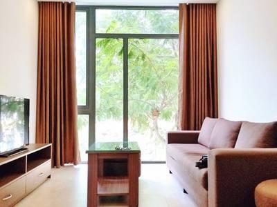 Căn hộ 1 phòng ngủ cho thuê đường An Thượng 8 - A194 0