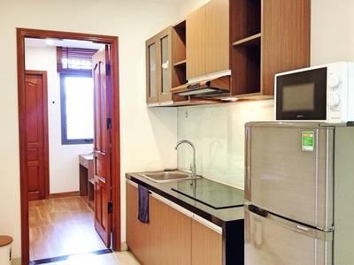 Căn hộ 1 phòng ngủ cho thuê đường An Thượng 8 - A194 5