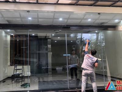 Đơn vị cung cấp và lắp đặt Cửa tự động số 1 Việt Nam 0