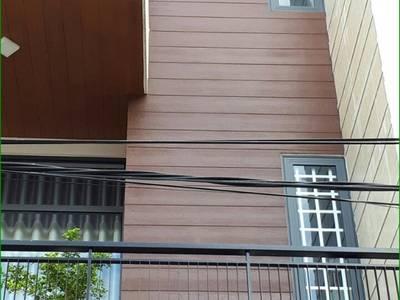 Ốp tường gỗ chịu nước bằng gỗ nhân tạo Smartwood Thái Lan 0