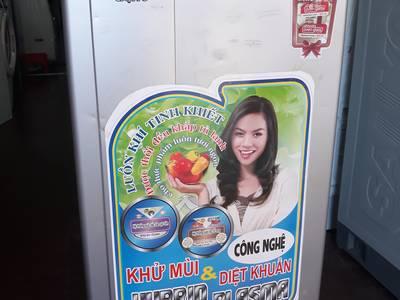 Tủ lạnh Mini Sanyo 90Lit Ga lốc Zin Bao test Pass Giá tốt Có bảo hành 1