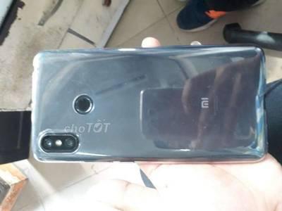 Xiaomi mi max 3 đen 64 gb ram 4g 2