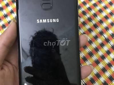 Samsung a8 plus 2018 ram 6g/ 64g zin chưa sửa chữa 1